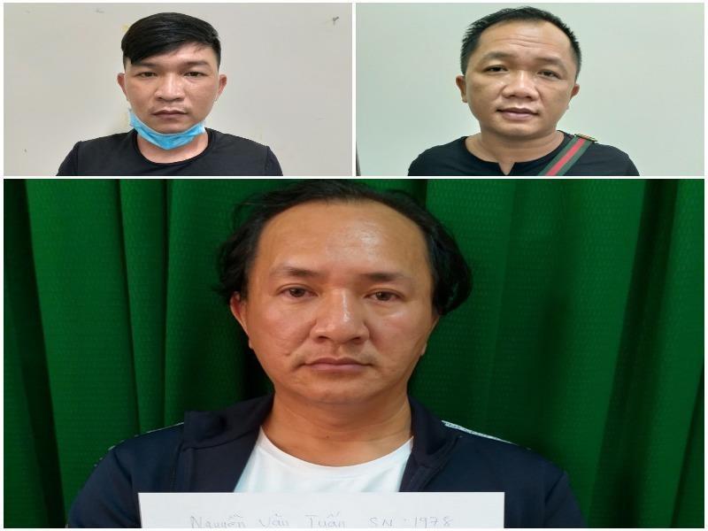 Khởi tố nhóm bắt giữ người đòi nợ trái pháp luật - ảnh 1