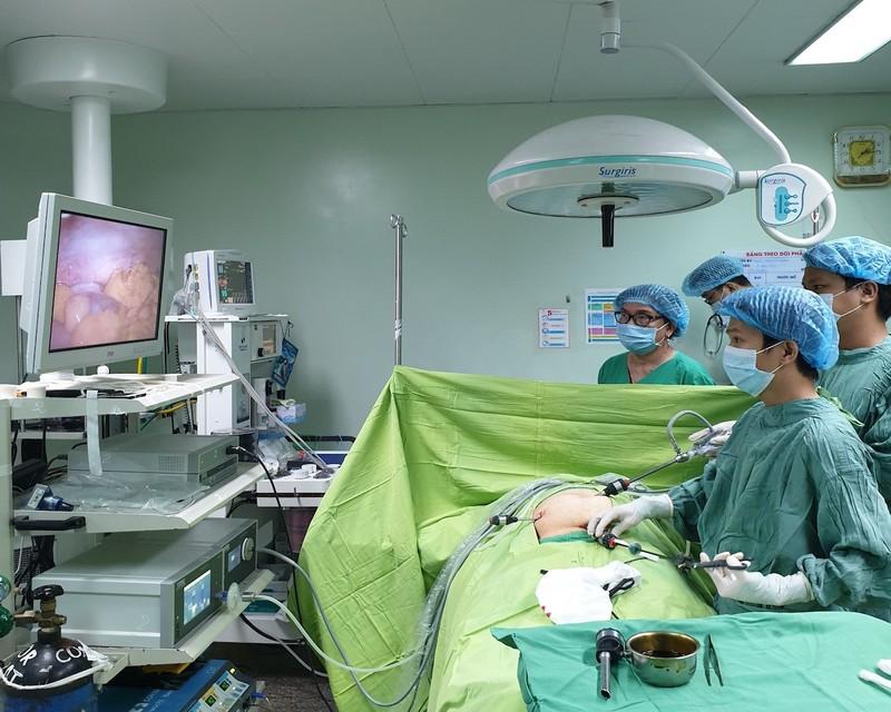 Gây mê thành công cho bệnh nhân từng sốc phản vệ thuốc gây mê - ảnh 1