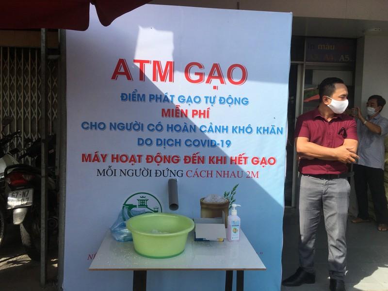 ATM gạo Cần Thơ: Ai có đến cho, ai khó đến lấy - ảnh 6