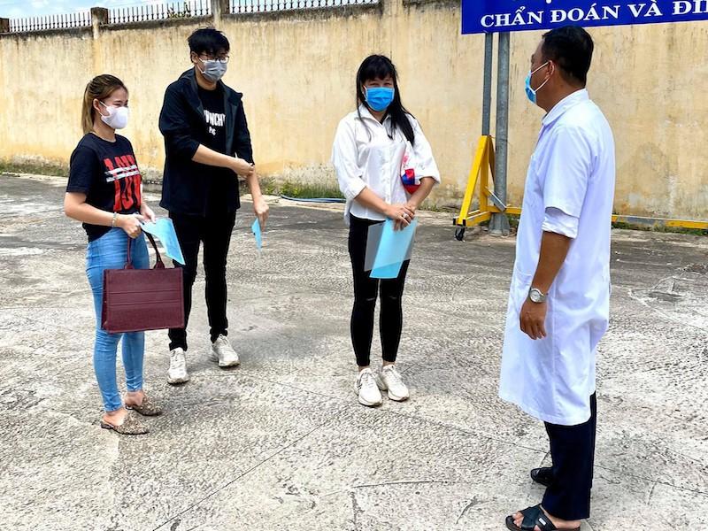 Trà Vinh: 3 bệnh nhân nhiễm COVID-19 được công bố khỏi bệnh  - ảnh 1