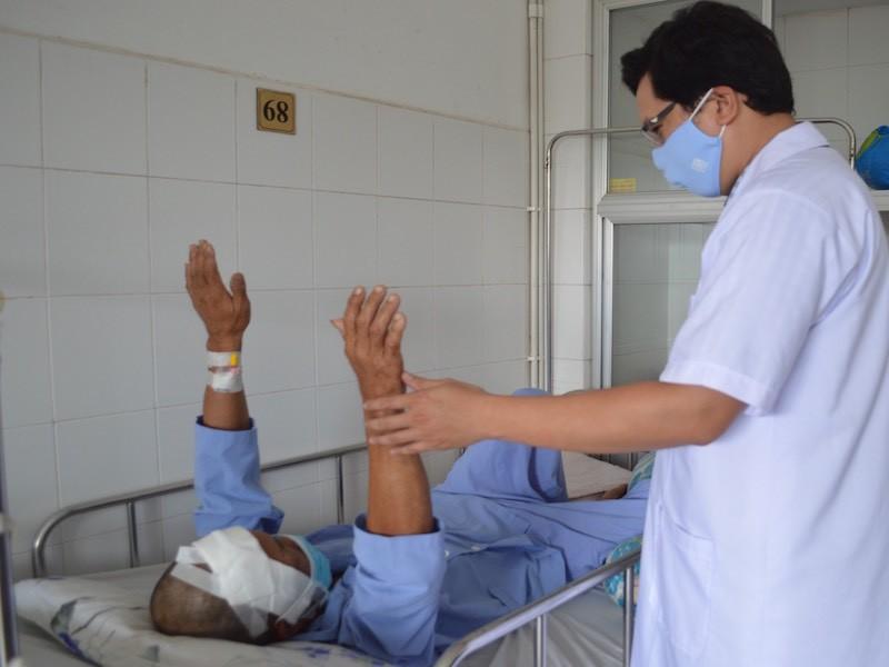 Cần Thơ: Cứu sống bệnh nhân vỡ túi phình động mạch não  - ảnh 3