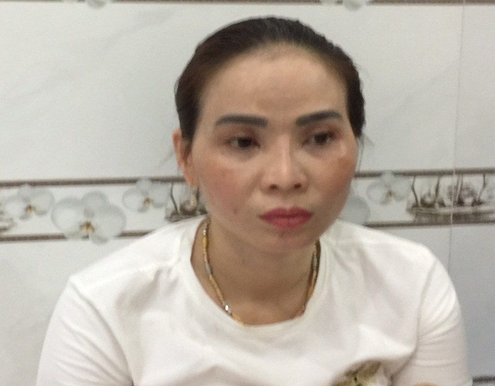 Bắt phụ nữ chuyển 2 kg ma túy từ Campuchia về Việt Nam  - ảnh 4