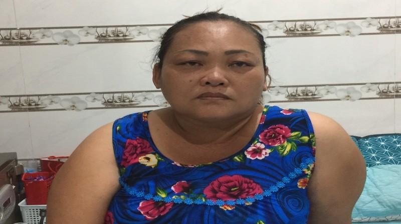 Bắt phụ nữ chuyển 2 kg ma túy từ Campuchia về Việt Nam  - ảnh 1