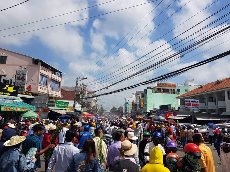 Giảm quy mô tổ chức lễ hội Vía bà chúa Xứ núi Sam - ảnh 1