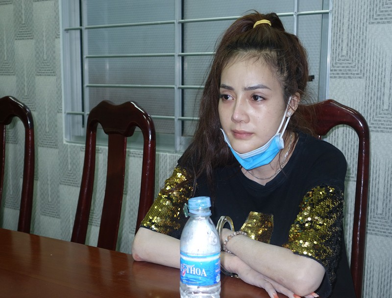 Bắt cô gái mang thuê 3 kg ma túy từ Campuchia vào Việt Nam - ảnh 1