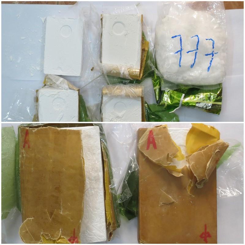An Giang: Bắt 2 người vận chuyển thuê hơn 3 kg ma túy  - ảnh 2