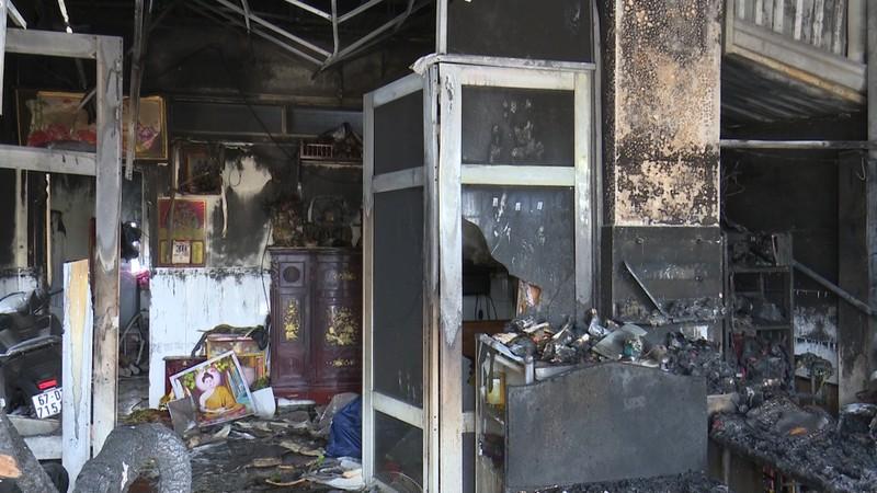 Bắt thêm 1 nghi can trong vụ phóng hỏa đốt nhà ở An Giang - ảnh 3