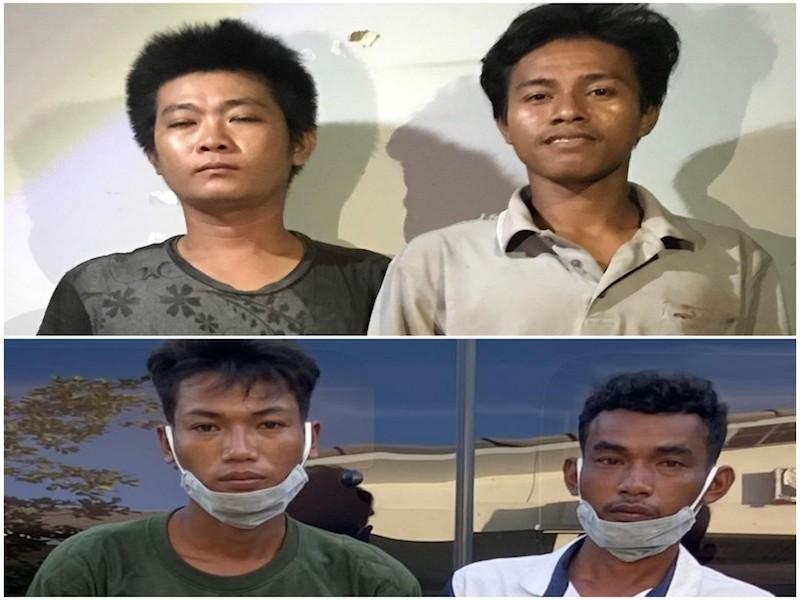 An Giang: Phát hiện 2 vụ nhập cảnh trái phép vào Việt Nam - ảnh 1