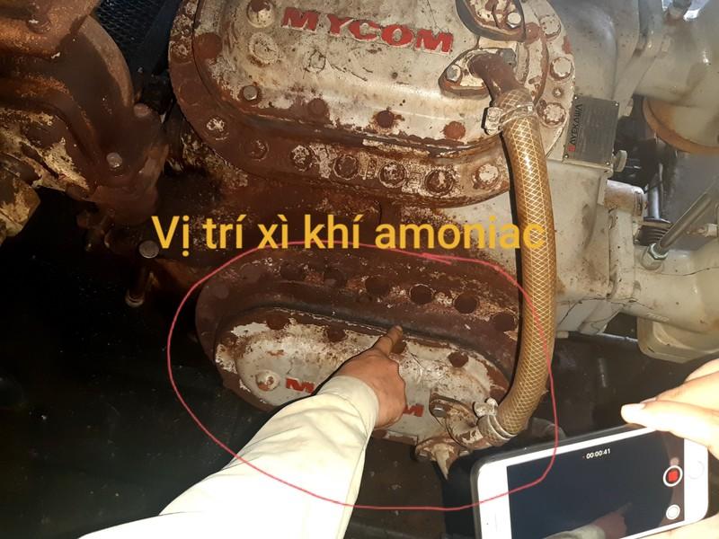 Công ty này xì khí amoniac, công ty khác bị họa - ảnh 2