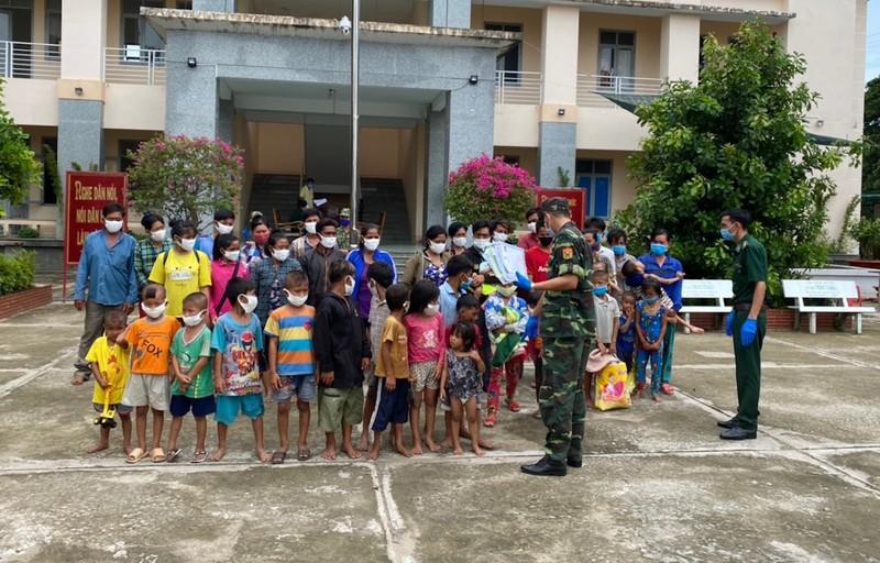 An Giang: Phát hiện 41 người Campuchia nhập cảnh trái phép - ảnh 2