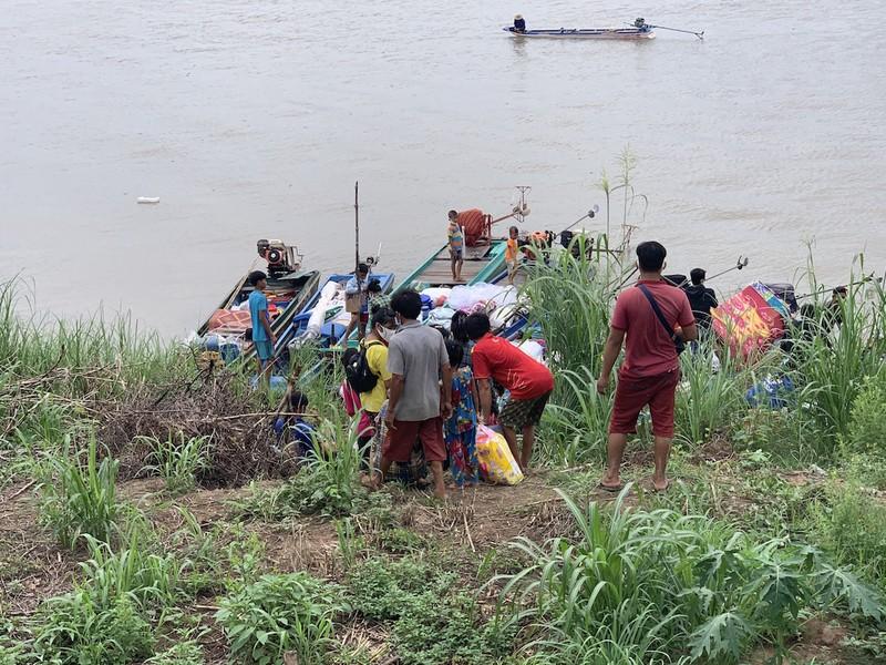 An Giang: Phát hiện 41 người Campuchia nhập cảnh trái phép - ảnh 1