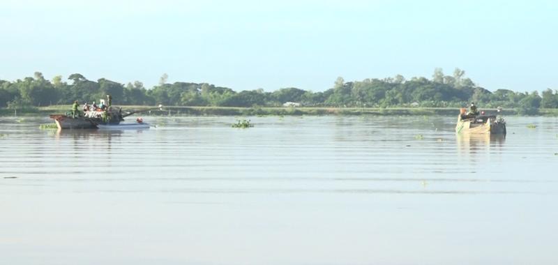 An Giang: Bắt 4 ghe hút trộm cát tại sông Tiền và sông Hậu - ảnh 2