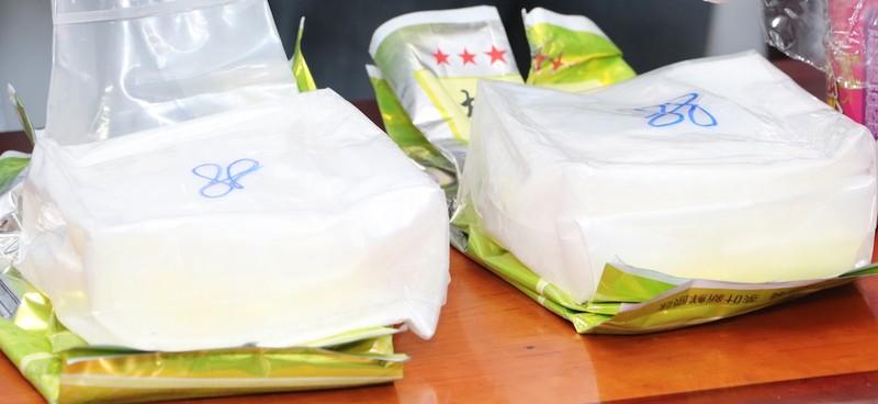 An Giang: Bắt 1 phụ nữ vận chuyển 2 kg ma túy qua biên giới - ảnh 2