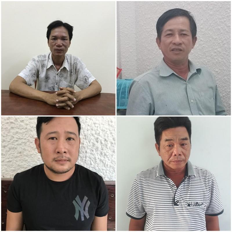 Nhóm giả người của công ty xổ số lừa đảo liên tỉnh bị bắt - ảnh 2