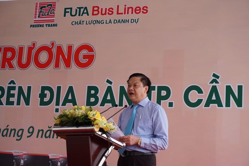 Cần Thơ: Khai trương 5 tuyến xe buýt chất lượng cao - ảnh 2