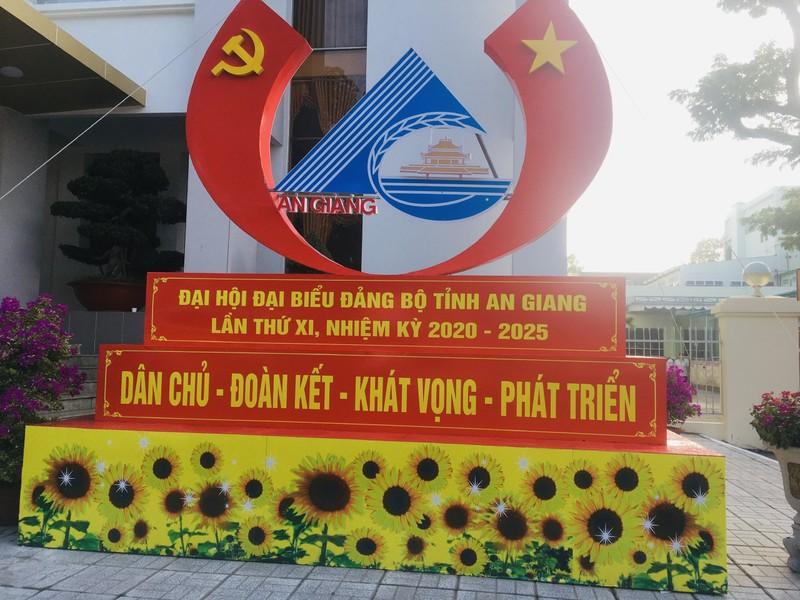 Khai mạc Đại hội đại biểu Đảng bộ tỉnh An Giang lần thứ XI - ảnh 5