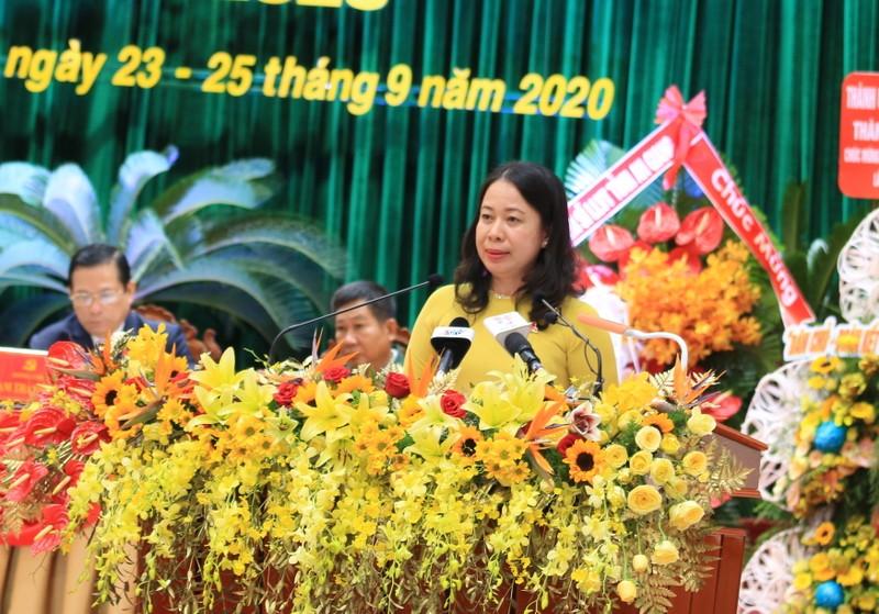 Khai mạc Đại hội đại biểu Đảng bộ tỉnh An Giang lần thứ XI - ảnh 3