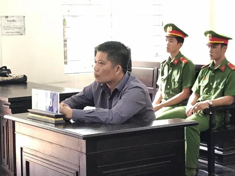 Phạt tù thư ký tòa nhận 22,5 triệu đồng của đương sự - ảnh 1