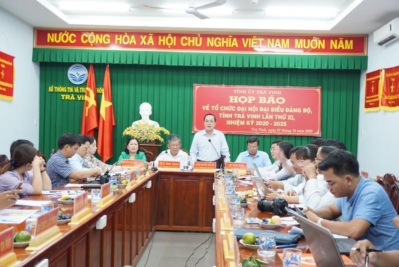 Bộ Chính trị đồng ý Trà Vinh có 3 Phó Bí thư Tỉnh ủy - ảnh 1