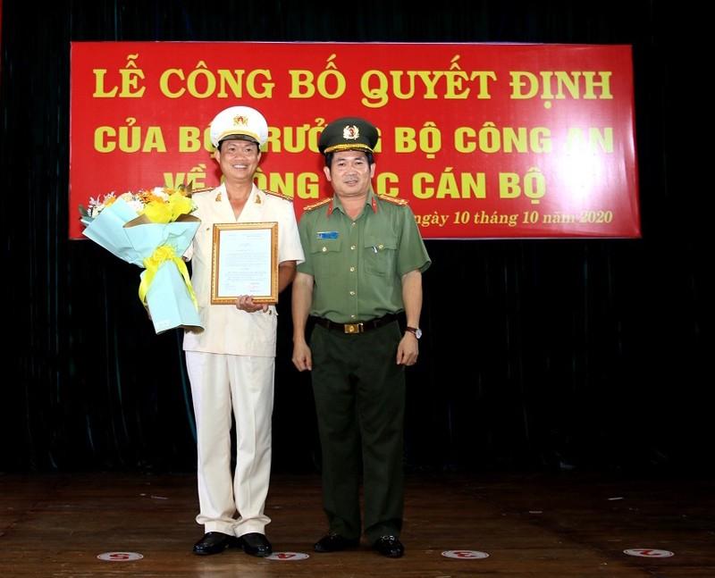 Công an tỉnh An Giang có tân Phó giám đốc - ảnh 1