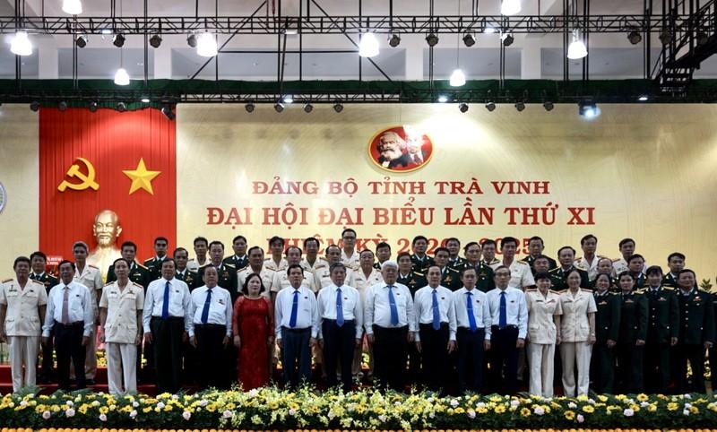 Đại hội Đảng bộ tỉnh Trà Vinh họp phiên trù bị - ảnh 3