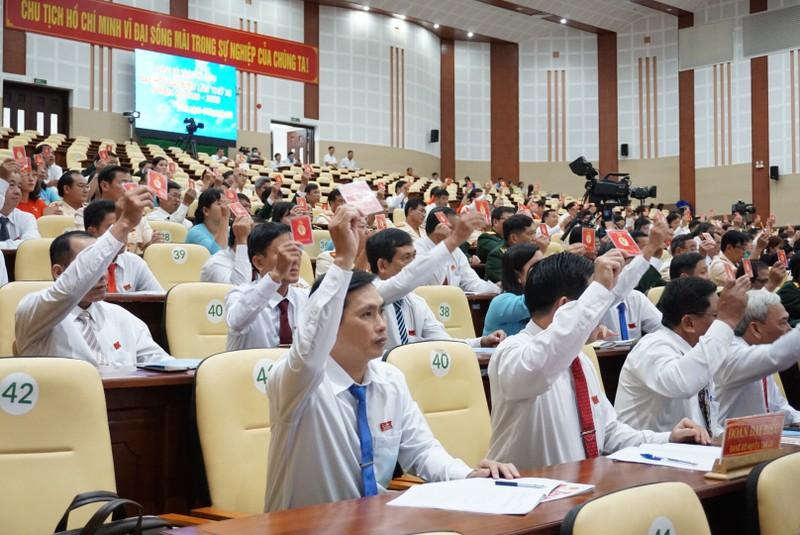 Đại hội Đảng bộ tỉnh Trà Vinh họp phiên trù bị - ảnh 2