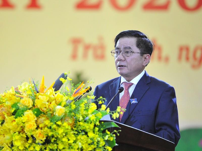 Trà Vinh phải thành tỉnh trọng điểm khu vực về kinh tế biển - ảnh 1