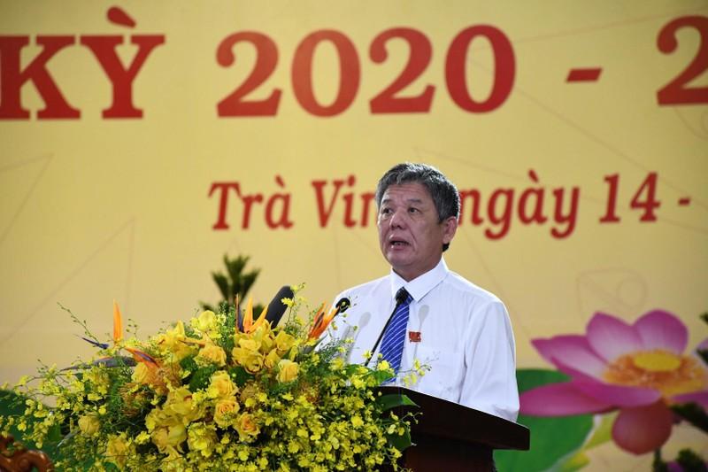 Bế mạc Đại hội đại biểu Đảng bộ tỉnh Trà Vinh khóa XI  - ảnh 3