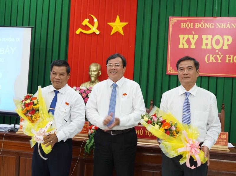 Ông Lê Văn Hẳn được bầu làm Chủ tịch UBND tỉnh Trà Vinh - ảnh 3