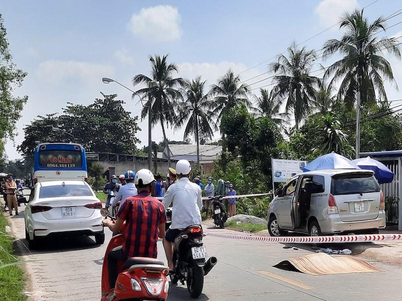 Vĩnh Long: Án mạng tại quán cà phê, 1 người tử vong - ảnh 1