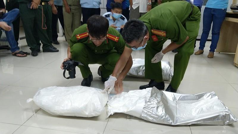 An Giang: Thu thêm 20 kg ma túy trong kho hàng  - ảnh 2