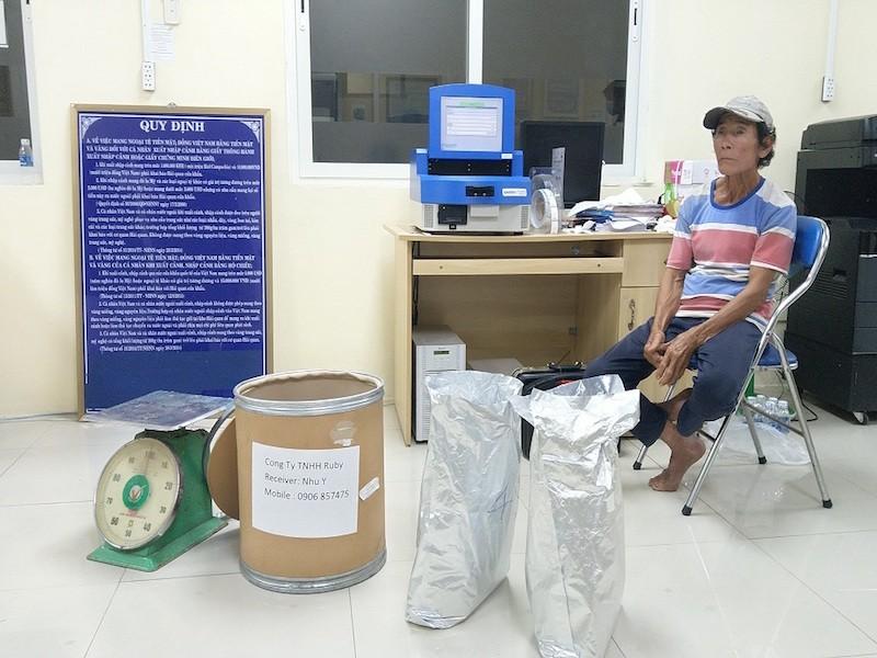 An Giang: Thu thêm 20 kg ma túy trong kho hàng  - ảnh 1