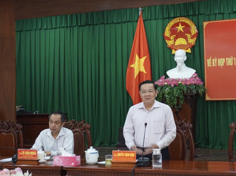 Sẽ bầu bổ sung Phó Chủ tịch UBND thành phố Cần Thơ - ảnh 1
