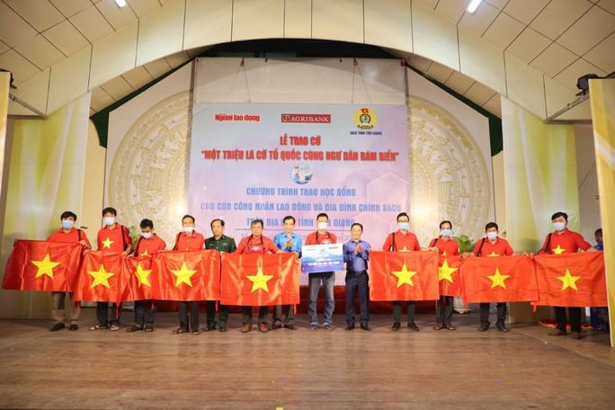 150 suất học bổng tiếp sức cho học sinh ở Tiền Giang - ảnh 3