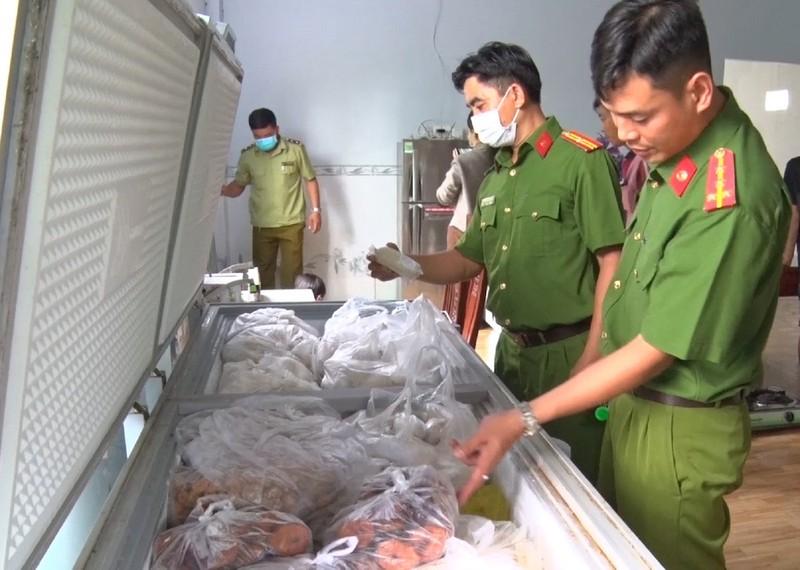 Phát hiện 3 tấn chả chay không đảm bảo an toàn thực phẩm - ảnh 2