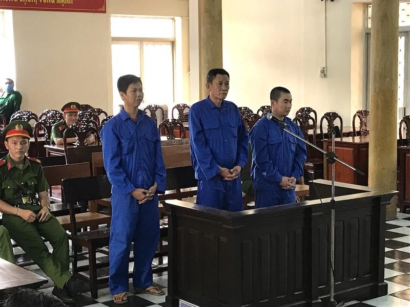 Phạt tù các bị cáo tổ chức đưa người qua biên giới trái phép  - ảnh 1