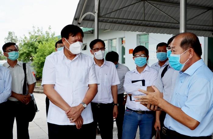 Bộ Y tế kiểm tra công tác phòng chống COVID-19 ở Đồng Tháp - ảnh 2