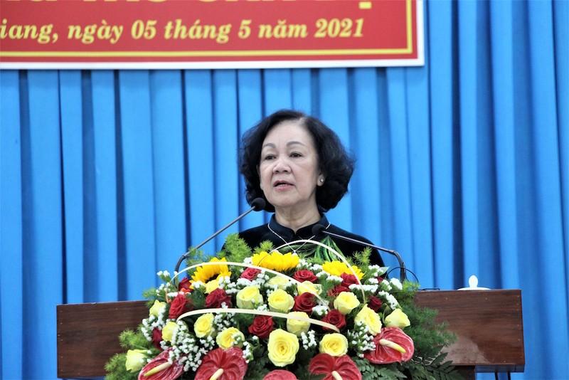 Ông Lê Hồng Quang làm Bí thư Tỉnh ủy An Giang - ảnh 2