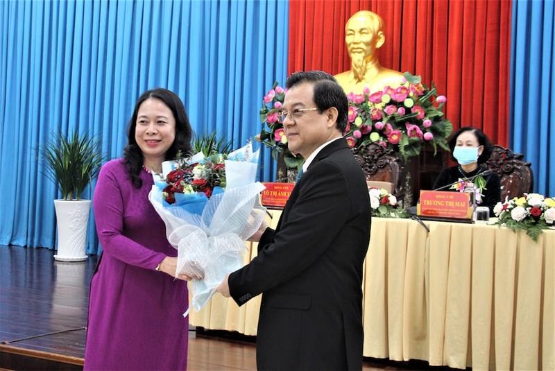 Ông Lê Hồng Quang làm Bí thư Tỉnh ủy An Giang - ảnh 4