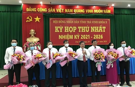 Ông Lê Văn Hẳn tái đắc cử Chủ tịch UBND tỉnh Trà Vinh - ảnh 1