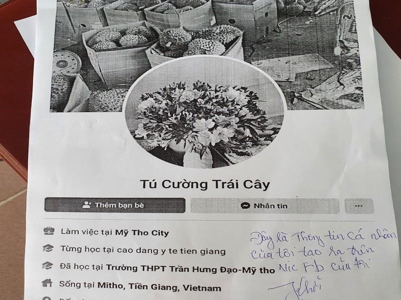 Bán hàng nông sản 'ảo' qua mạng cho hàng chục người để lừa tiền - ảnh 1