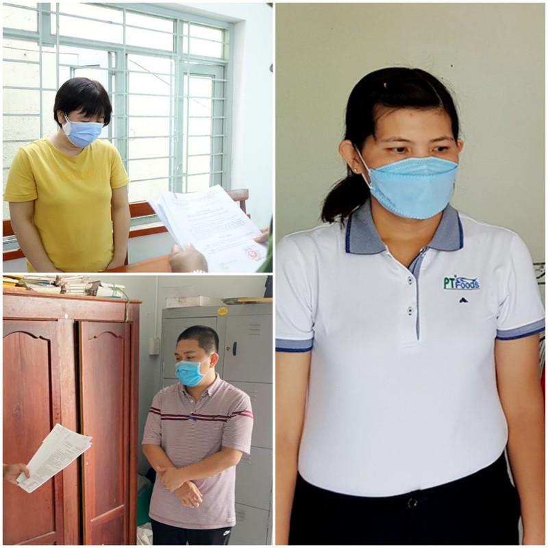 Khởi tố thêm 5 kế toán trong vụ lừa 600 tỉ tại Vietcombank An Giang - ảnh 1