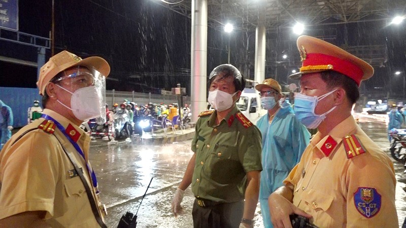 An Giang không tiếp nhận thêm công dân về quê tự phát - ảnh 2