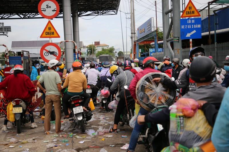 27.000 công dân về quê, An Giang tính phương án cách ly tại nhà - ảnh 2