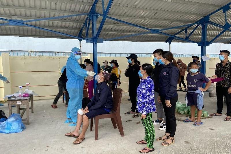 An Giang đón hơn 51.000 công dân, người dân được ra thể dục ngoài trời - ảnh 1