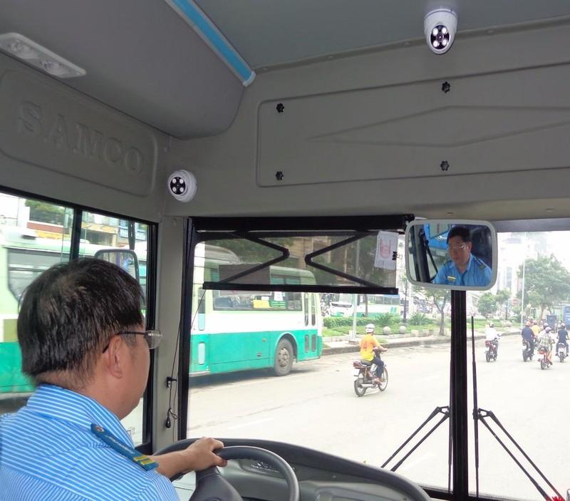 camera trên xe