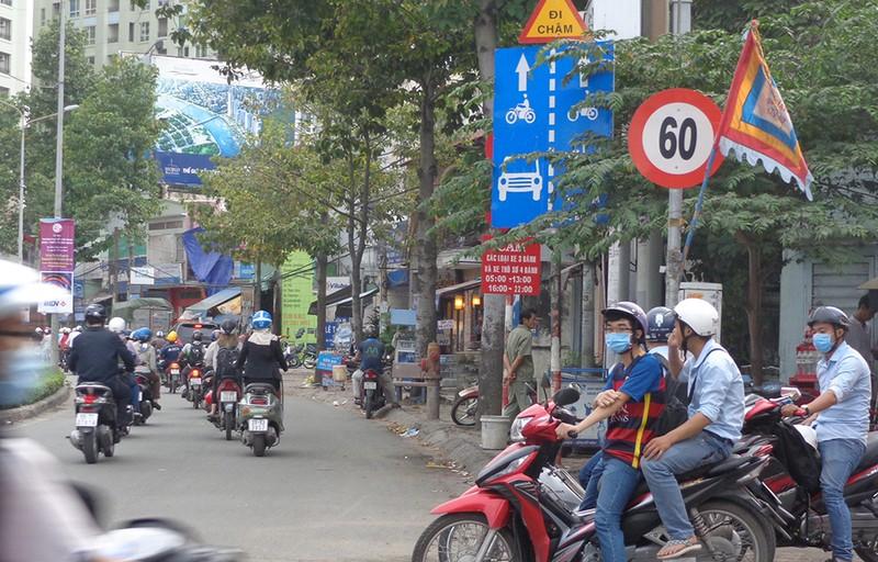 TP.HCM: Đề xuất giảm tốc độ xe 10 km/giờ - ảnh 2