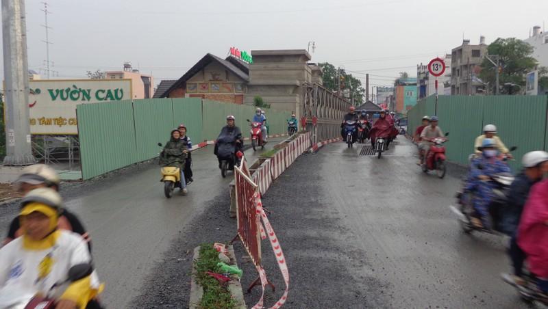 Dỡ cầu Hang Trong cũ, xây cầu mới - ảnh 5