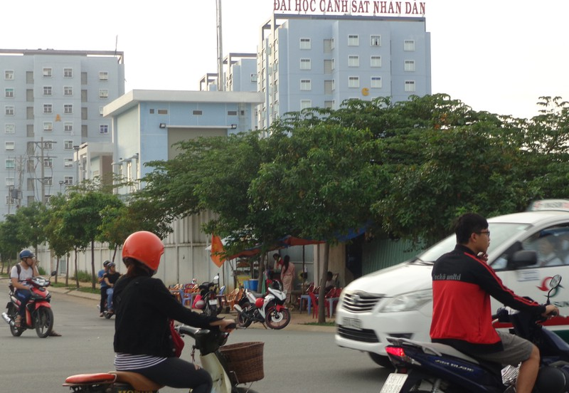 Khởi công đường D1 giảm ùn tắc cho đường Nguyễn Hữu Thọ - ảnh 2