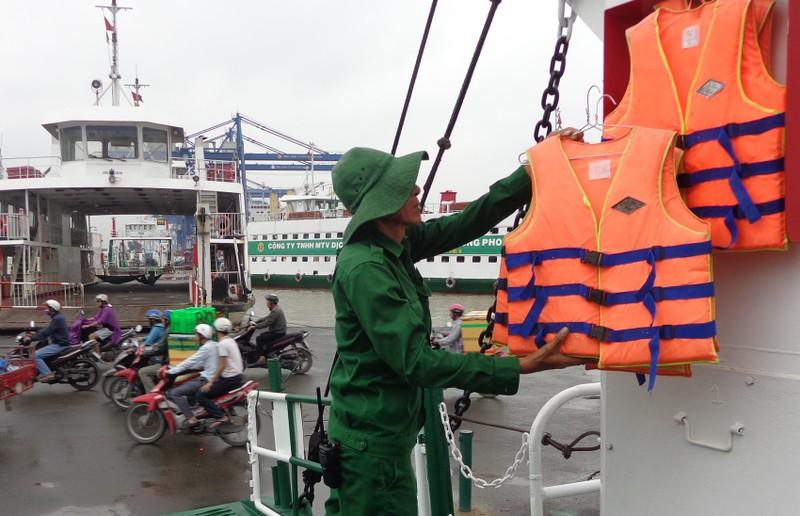TP.HCM chuẩn bị ứng phó áp thấp nhiệt đới gần bờ - ảnh 7